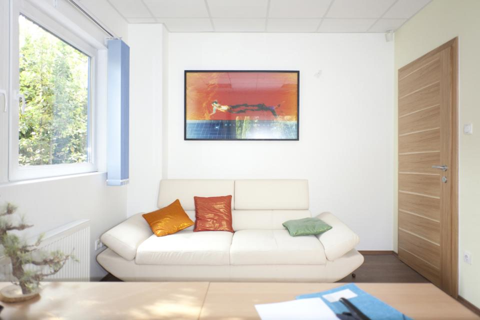 Beltéri ajtóink egy iroda-csarnok komplexumban | Referencia - Ajtóház